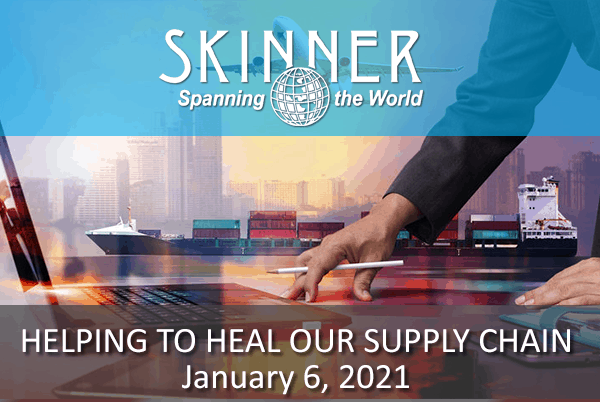 Healing the Supply Chain — We are in this Together