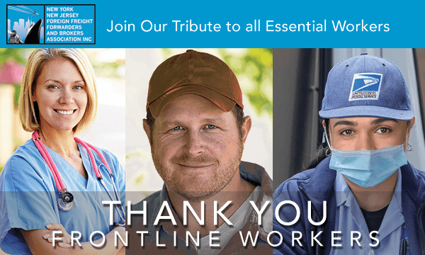 NYNJFFFBA Tribute to Essential Workers