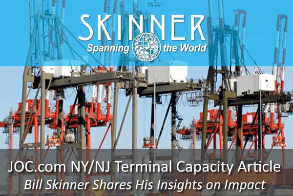 NY–NJ Port Terminals Upping Capacity Amid Import Wave: JOC