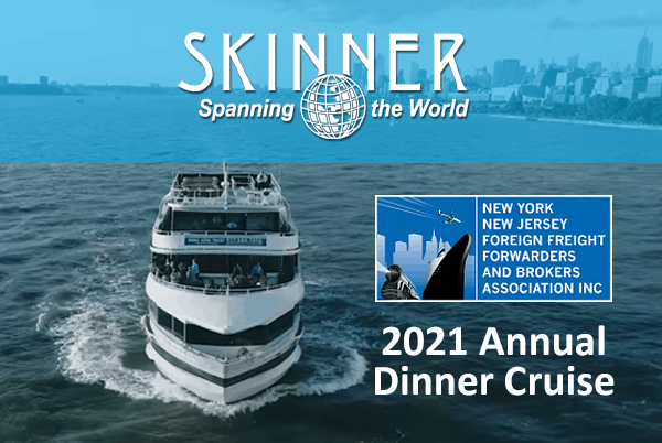 Join Us For The 2021 NYNJ Brokers Association Open Air Dinner Cruise